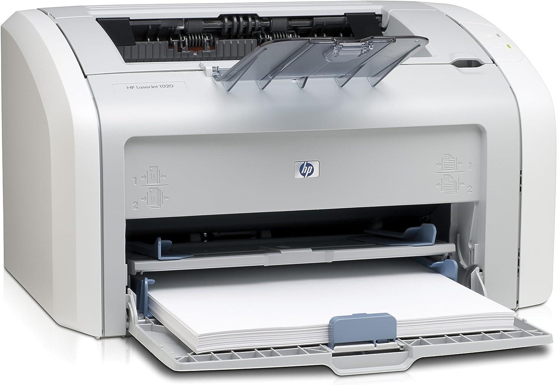Hewlett Packard Refurbish Laserjet 1020 Monochrome Printer (Q5911A)