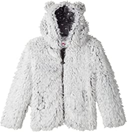 Appaman Kids - Ultra Soft and Fuzzy Lined Sycamore Hooded Jacket (Toddler/Little Kids/Big Kids)
