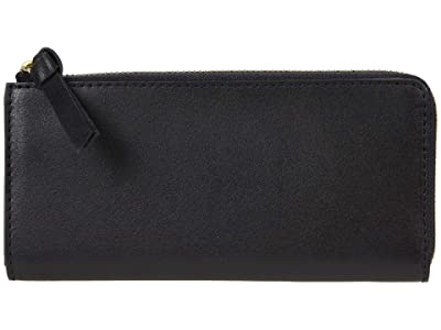 Madewell The Continental Zip Wallet