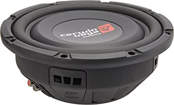 CERWIN VEGA VPS104D Pro Shallow 600 Watts Max 10-Inch Dual Voice Coil Subwoofer 4 Ohms/300Watts RMS Power Handling