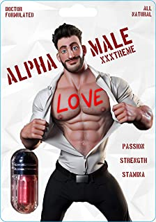 AlphaBoost – Male Enhancing Pills - Enlargement Booster for Men - Increase Size, Strength, Stamina - Energy, Mood, Endurance Boost - All Natural Performance Supplement - Made in USA
