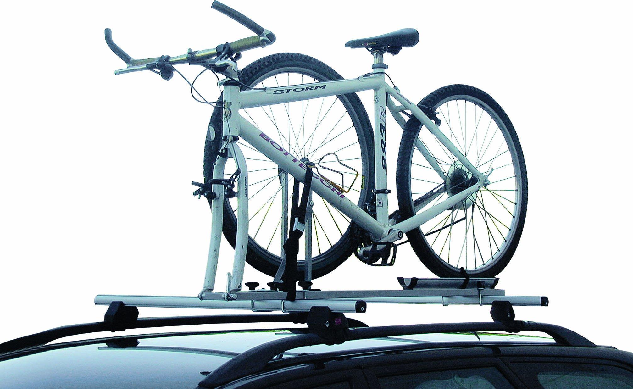 Fabbri 6201357 Bici Professional - Portabicicletas de techo: Amazon.es: Coche y moto