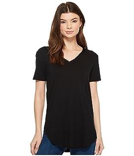Gianna V-Neck Short Sleeve Top