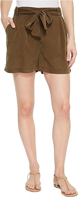 Three Dots - Nova Twill Shorts