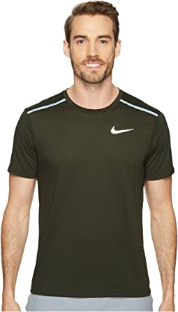 Nike - Tailwind Short-Sleeve Running Top