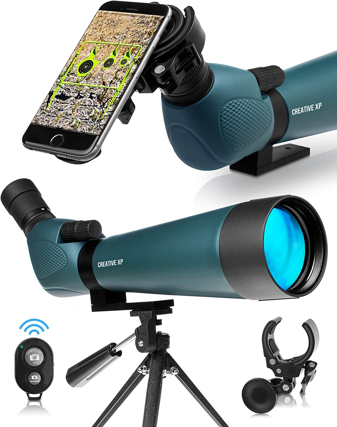 Top 9 Best Spotting Scopes For Wildlife Viewing [Buying Guide - 2021] 9