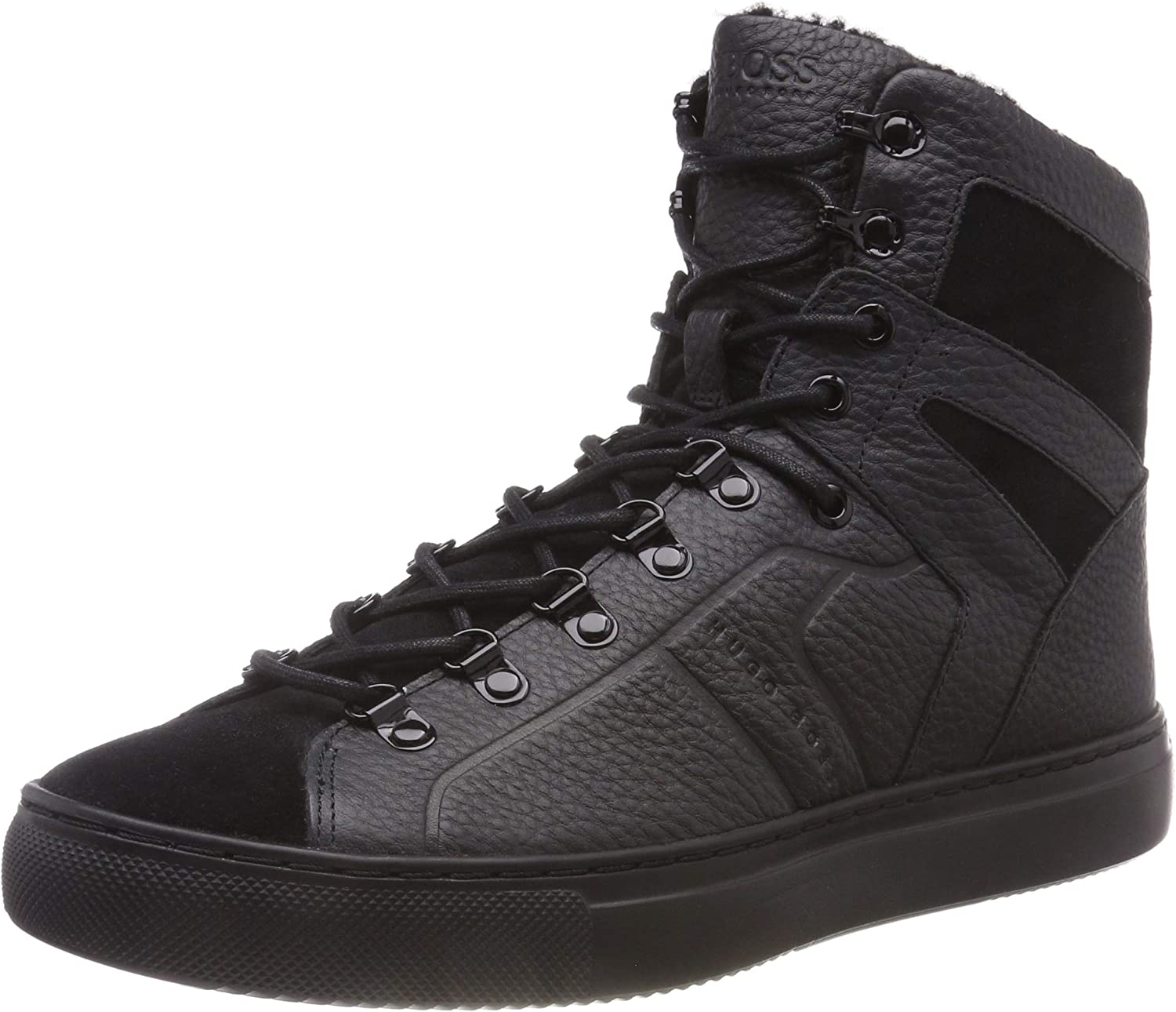 BOSS Men's Enlight_hito_tbfu Hi-Top Trainers