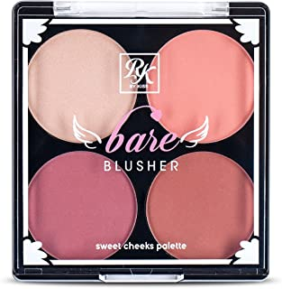 Ruby Kisses Bare Blusher Sweet Cheeks Palette (RKB01 Baring Bare)