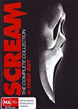 Scream 1-4 Boxset
