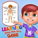 Parti del corpo umano Imparare - Divertente modo per imparare la biologia umana per i bambini!
