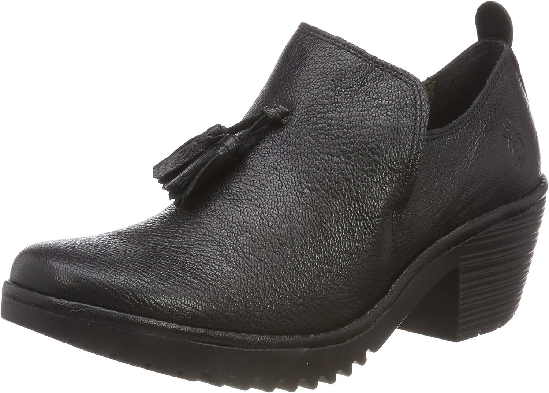 Fly London Womens shoes Warn Black