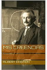 MIS CREENCIAS (Spanish Edition) eBook Kindle