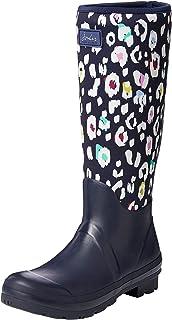 Joules Neoprene Printed Welly womens Rain Boot