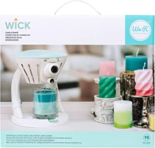 We R Memory Keepers 660651 The Wick Candle Maker, 12