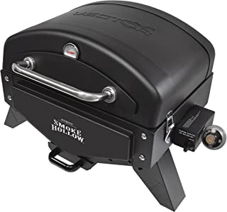 Smoke Hollow VT280B1 Vector Series, Portable Table Top Propane Gas Grill with Warming Rack,   367 sq. inches of Cooking Area,   Dimensions: 25.25