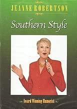 Jeanne Robertson, Southern Style [DVD]