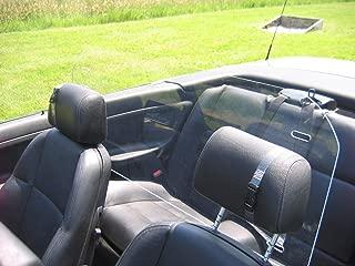 BMW 3 Series Windscreen Wind Deflector windstop Windblocker, Regular Size