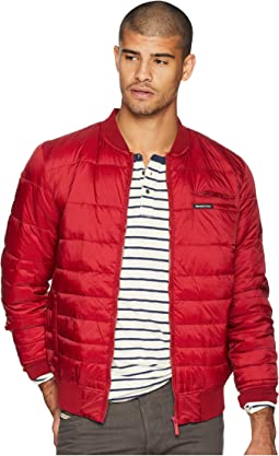 Down Blend Quilted Puffer Jacket