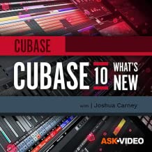 Whats New Course For Cubase 10 from Ask.Video