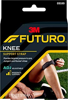 FUTURO Knee Support Strap, Breathable, One Size