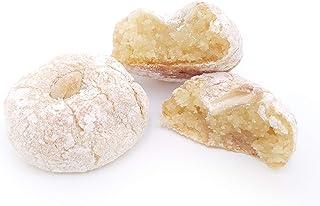 Siciliaanse amandel petit fours gemaakt met citroenen uit Sicilië (doos 400gr). RAREZZE: cannoli en cassate van AMBACHTELI...