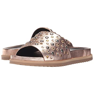 Dolce Vita Gia-S (Rose Gold Leather) Women