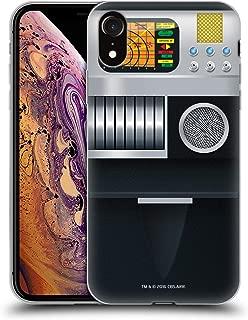 Official Star Trek Tricorder Gadgets Soft Gel Case Compatible for iPhone XR