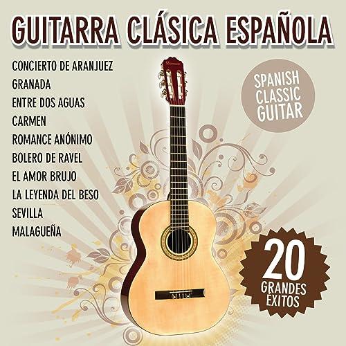 Recuerdos de la Alhambra de Spanish Classic Guitar en Amazon Music ...
