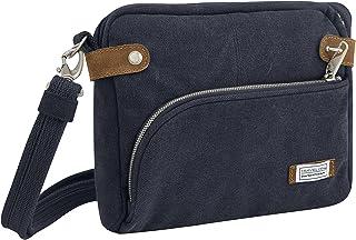 Travelon Anti-Theft Heritage Crossbody Bag, Navy (Blue) - 33071 350