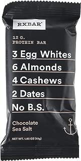 Rx Bar Chocolate Sea Salt, Protein Bar, 1.83 Oz, 12 Count