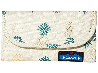 KAVU Big Spender (Pineapple Express) Bi-fold Wallet