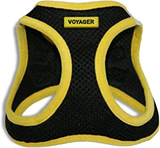Voyager Step-In Air Pet Harness – All Weather Mesh, Step In Vest Harness for Small Dogs..