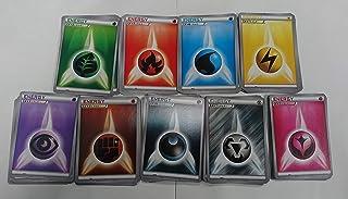 ポケモンカードゲーム BW/XY エクストラレギュレーション 基本 エネルギーカード全種108枚(9種×各12枚)セット