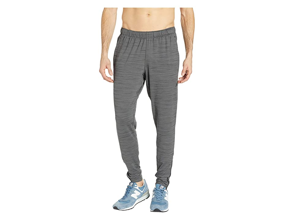 New Balance Anticipate 2.0 Pants (Heather Charcoal) Men
