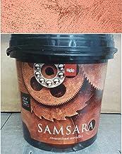 PITTURA DECORATIVA SAMSARA RAME ML.750 UCIC, DECORA CON STILE, DIELLE EDILIZIA