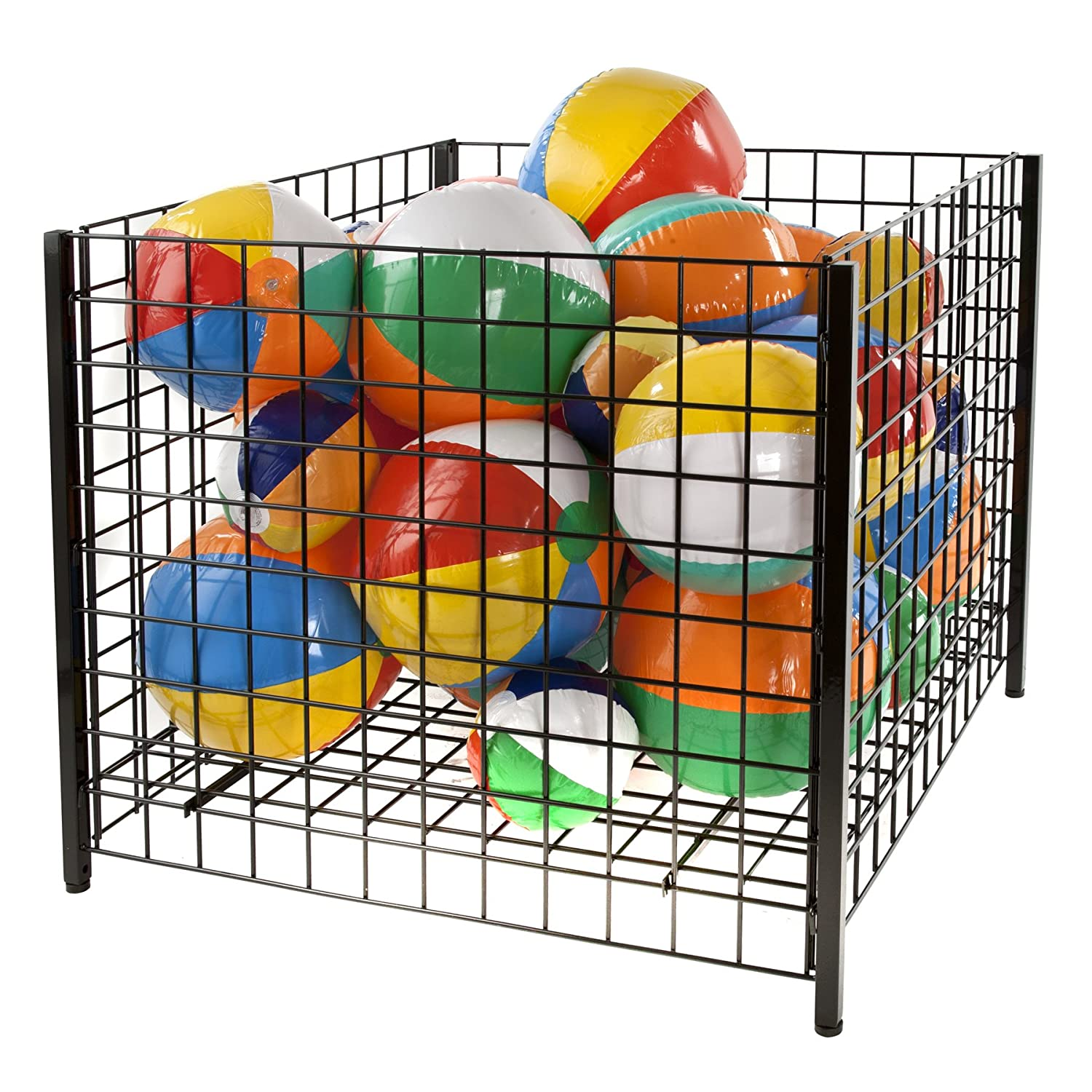 Bombing new work Econoco Grid Recommendation Dump Bin with 36