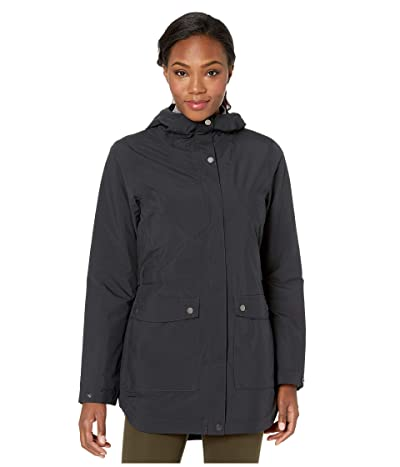 Columbia Here and Theretm Insulated Trench Jacket (Black) Women