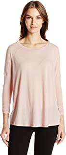 Alternative Women's Eco Gauze Ramble Long Sleeve Raglan Tunic Shirt