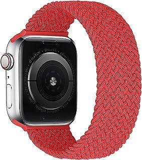 iBazal Silikonowy pasek zamienny do zegarka iWatch Series 5, 4, 3, 2, 1, 40 mm, 38 mm, silikonowy pasek do zegarka, pasek ...
