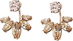 Crystal Floater Earrings