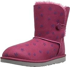 UGG Kids K Bailey Button II Stars Pull-on Boot