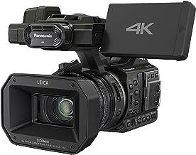Panasonic HC-X1000 4K Ultra HD 60p/50p Professional Camcorder, 20x Optical Zoom,Black