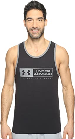 Under Armour - Bar Lockup Tank Top