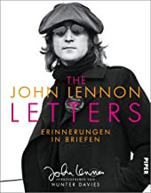 The John Lennon Letters: Erinnerungen in Briefen (German Edition)