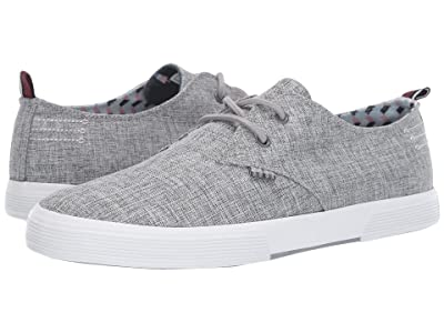 Ben Sherman Bradford Oxford (Grey Linen) Men