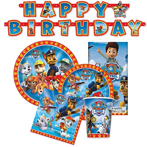 photograph regarding Paw Patrol Printable Decorations named Paw Patrol Get together Resources: