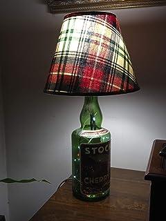 Lampada alcolica Cherry Stock anni 70