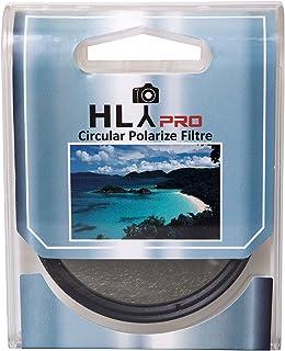 Hlypro CPL Polarize Filtre 49mm CPL Filtre