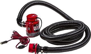 Eight.3 Sub Pump 3000GPH 12V 12AMP Fuse Ballast Pump