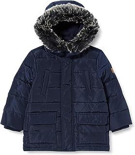Chicco Piumino C/Cappuccio Staccabile Abrigo de Vestir para Niños